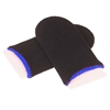 Wasp Feelers Finger Sleeves for Mobile Gaming with Sensitive Touch and Thin Breathable Material (Black)