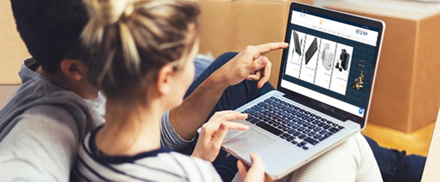 دليل التسجيل والتسوق