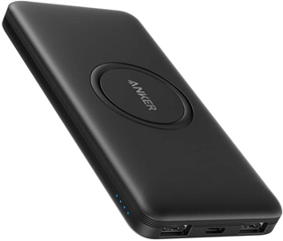 Anker PowerCore Wireless 10K power bank 10000 mAh Wireless charging Black A1615H11