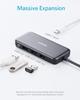 Anker Premium 4-in-1 USB-C Hub A8321HA1