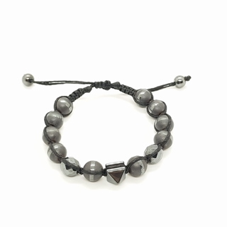 Enrico Marinelli Gray bracelet
