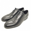 Enrico Marinelli Mens Formal Black Leather Lace-up with Shoes Size 42
