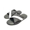 Enrico Marinelli Mens Slipper Black Color