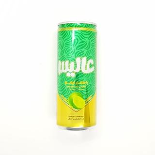 Alis Lemon Flavor Non Alcoholic Malt Beverage 250ml