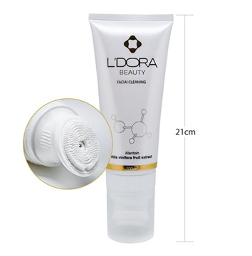L'DORA Facial Cleansing Gel With Massager 200ml