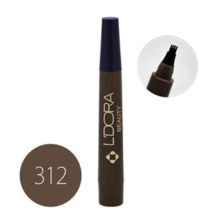 L'DORA Eyebrow Definer, No. 312, 4 Gr