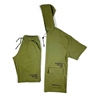 hoodie-set-in-olive-green-and-pinkish-gray-color-with-pocket