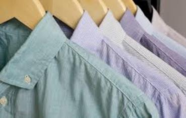 صورة لقسم قمصان