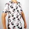 Men Regular Short Sleeves T-shirt with Coastal Design