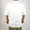Short Sleeves Long T-Shirt for Men in Plain Black and White Colors