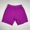 Cotton Short Negative Design in Black, Gray and Purple colors