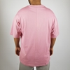 Men Oversize T-shirt with Skateboard picture in 3 Different Colors (Gray, Purple and Pink)