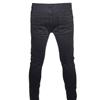 Men Skinny Black Jeans