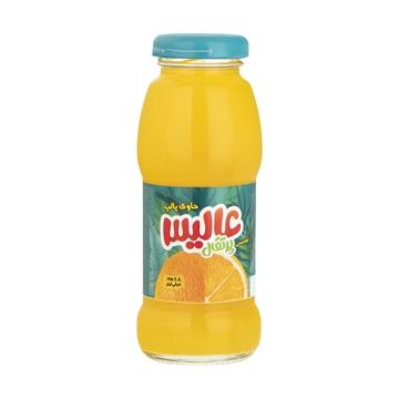 Alis Orange Juice 195 ml (Pack of 12)