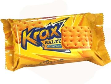 Krax Salty Cracker 70 g (Pack of 24)