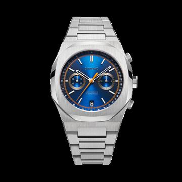 Chronograph Royal Blue D1 Milano Watch