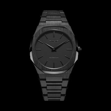 Shadow Ultra Thin Bracelet 40 mm D1 Milano Watch
